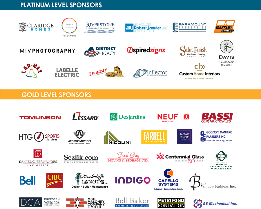 2016 Share party Sponsors